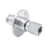 "Mosmatic 35.052 Swivel with Flange DGF 1/4"" NPTF 1/4"" NPTF 1/4"" 0.87 0.75 1.65"