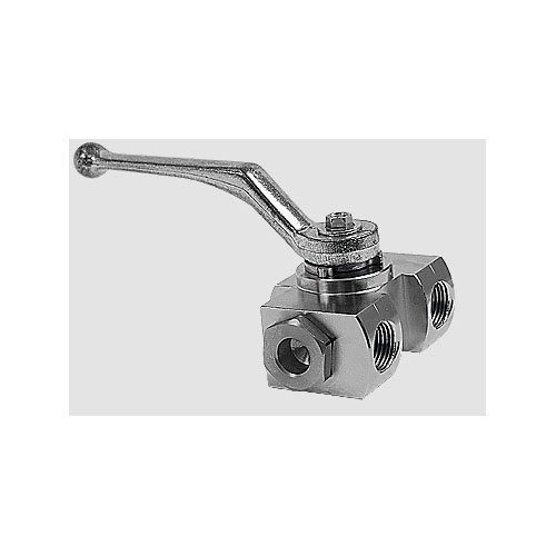 "Mosmatic: 3-Way Valve for DP2-KUH-06 3x3/8""-NPTF"