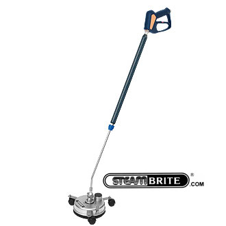 Mosmatic 78.290 Tile and Grout 8in Spinner Wand Tight Hard to Reach Areas Walls Air Water Recovery FL-AER 200 Long handle