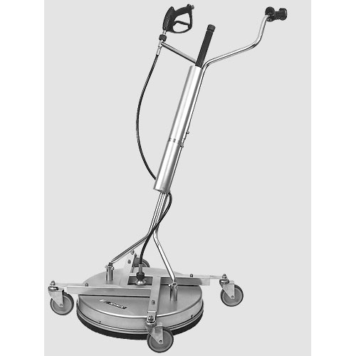 "Mosmatic 80.774 Professional Surface-Cleaner with castors FL-PH 21"" 4000psi"
