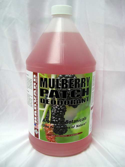 Harvard Chemical Mulberry Patch Aromatic Botanicals Water Based Odor Control 1 Gallon 905