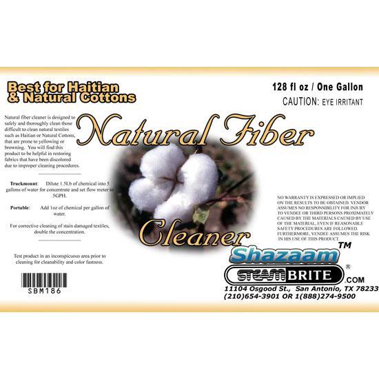 Shazaam: Natural Fiber Cleaner - 7 LB [SBM186]