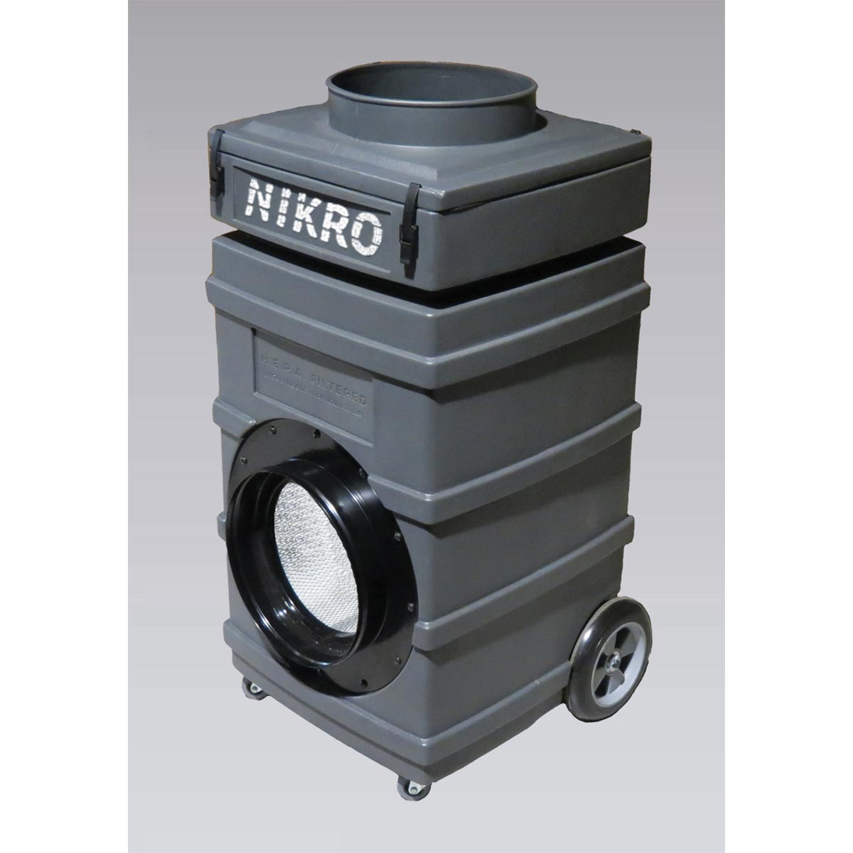 Nikro PS1000 HEPA Air Scrubber Upright Poly ExpressAir Beast 1000