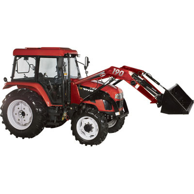 NorTrac: 70XT 70 HP Tractor with Loader-511223 (Free Shipping)