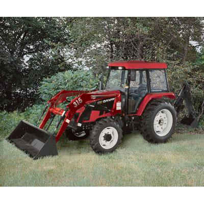 NorTrac: 82XT 82 HP Tractor with Loader & Backhoe-511324 (Free Shipping)
