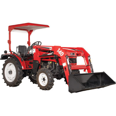 NorTrac: 25XT 25 HP Tractor with Front Loader -511252 FREE Shipping