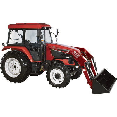 NorTrac: 82XT 82 HP Tractor with Loader-511224 (Free Shipping)