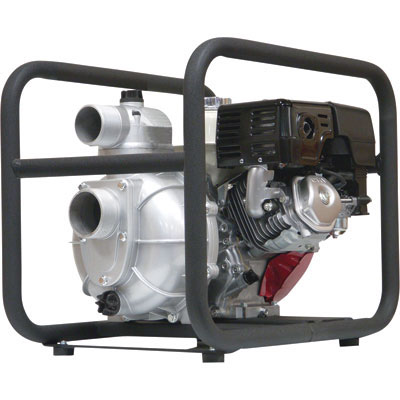 NorthStar High-Pressure Water Pump  3in. Ports 10550 GPH 116 PSI Honda GX270 Engine-106471 Freight Included