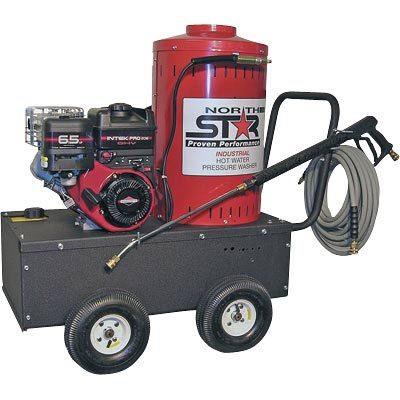 NorthStar 157309 Gas-Powered Wet Steam Hot Water Pressure Washer 6.5 hp 2700 PSI 2.5 GPM FREE shipping