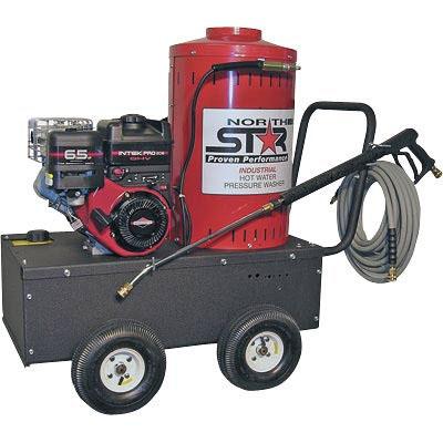 northstar 157309 gas powered wet steam hot water pressure washer 6 5 rh steam brite com Star Delta Starter Control Wiring Star Wiring Method