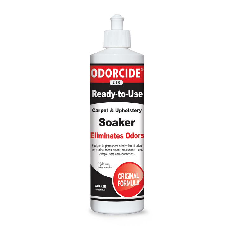 Odorcide 210 Original Ready to Use Soaker Master Case (2-12 packs of 16 oz bottles)