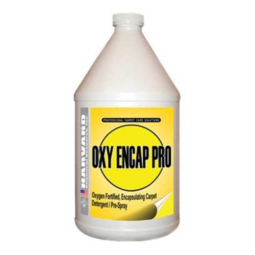 Harvard Chemical 1341-1 Oxy Encap Pro Peroxide fortified Encapsulating Carpet Cleaner 1 Gallon