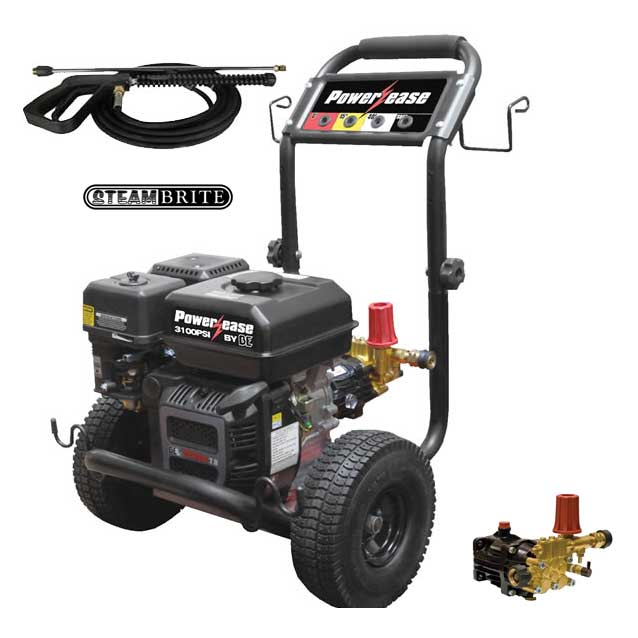 BE Pressure P317RX 3100psi 2.3gpm Gasoline Cold Pressure Washer Freight Included
