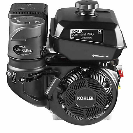 "Kohler PA-440-3149  14HP Engine 1"" x 3.49"" Straight Side Shaft"