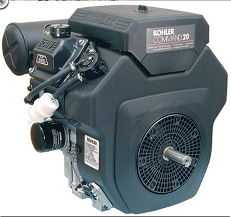 Kohler 20Hp Command Pro Horizontal Engine Electric Start CH20S PA-CH640-3155 and CH640-3021 Toro