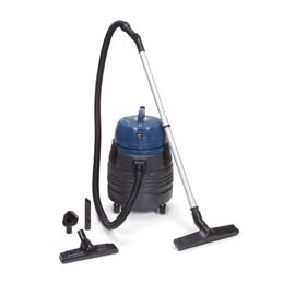 Powr-Flite: 5 Gallon Wet/Dry Vacuum