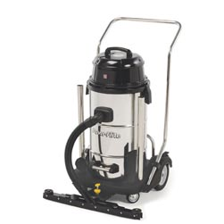 Powr-Flite PF53 Wet Dry 15 Gallon shop Vacuum