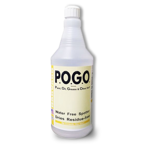 Harvard Chemical 8018 POGO Dry Cleaner Volatile Spotter 1 Quart Paint Oil Grease