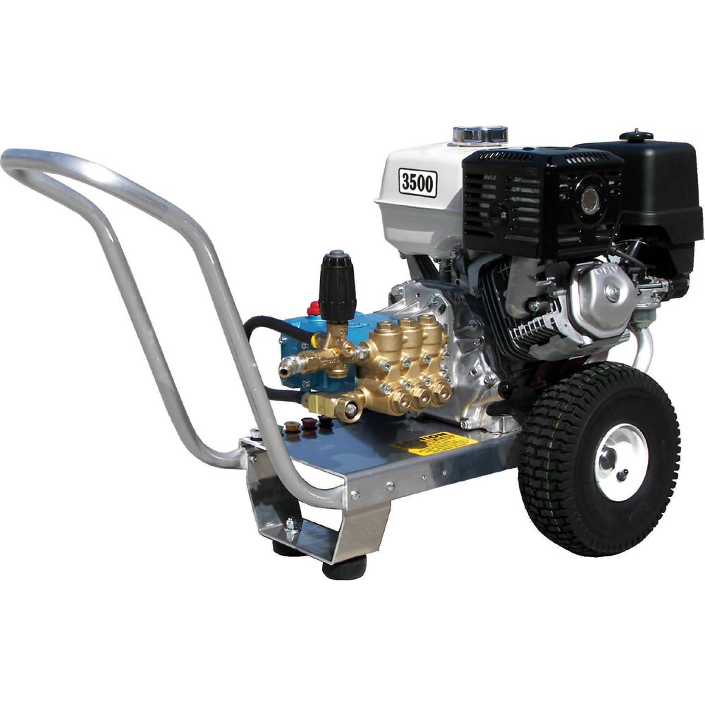 Pressure Pro E4035HC Eagle 4gpm 3500psi Gas Direct Cold Pressure Washer 13hp Honda Cat Pump