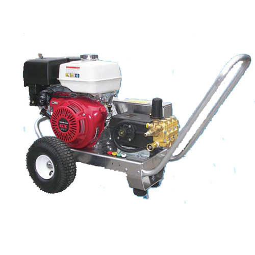 Pressure Pro EB3025HG Eagle Series Gas Vbelt Cold Water Honda Engine 3gpm 2500psi GP Pump