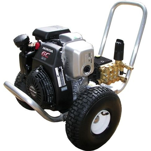 Pressure Pro PPS2630HGI Pro Power Series Gasoline Cold Water Pressure Washer Honda Engine 3000psi 2.6gpm FREE Shipping