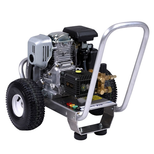 Pressure Pro PPS2630LGI Pro Power Series Gasoline Cold Water Pressure Washer LCT PP208 ENGINE 3000psi 2.6gpm