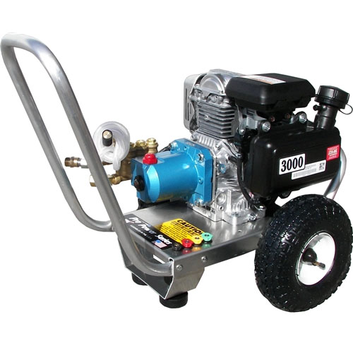 Pressure Pro PPS3030LCI Pro Power Series Gasoline Cold Water Pressure Washer LCT PP208 ENGINE 3000psi 3gpm