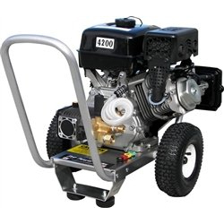 Pressure Pro PPS4042LG Pro Power Series Gasoline Cold Water Pressure Washer LCT Engine 4gpm 4200psi