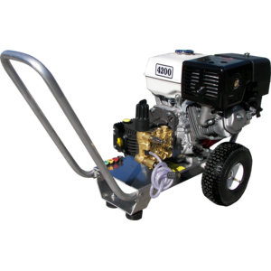 Pressure Pro PPS4042HG Pro Power Series Gasoline Cold Water Pressure Washer Honda Engine 4gpm 4200psi