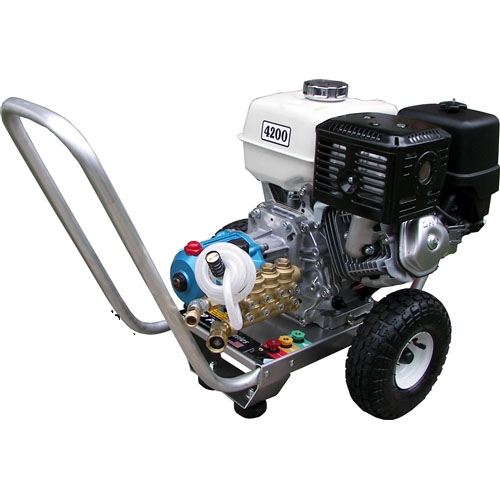 Pressure Pro PPS4042HAI Pro Power Series Gasoline Cold Water Pressure Washer Honda Engine 4200psi 4gpm Freight Included