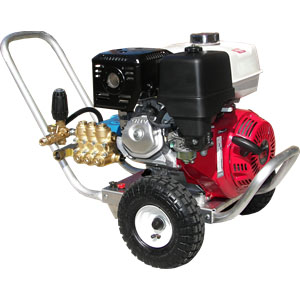 Pressure Pro PPS4042HC Pro Power Series Gasoline Cold Water Pressure Washer Honda Engine 4200psi 4gpm