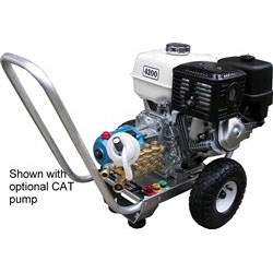 Pressure Pro PPS4042HGI Pro Power Series Gasoline Cold Water Pressure Washer Honda Engine 4200psi 4gpm