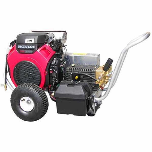Pressure Pro VB5040HAEA411 Cold Honda GX630 4000 psi 5 Gpm AR Pump Pressure Washer Freight Included
