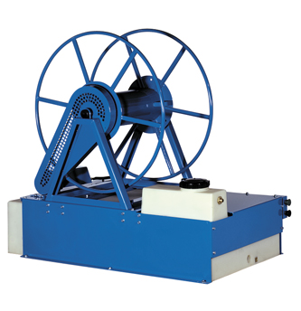 (Discontinued Replaced by 68-032) Prochem Electric Hose Reel 250' With Submount Fresh Water Tank (pond) Truckmounted Carpet Cleaning Equipment 8.604-167.0