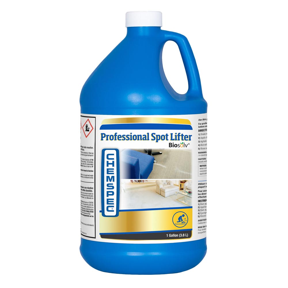 Chemspec C-PSL4G Pro Spot Lifter 4/1 Gallon Case (Not Sold In California) Included Shipping