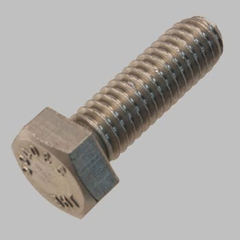 Socket Hex Cap .25-20 X 1 Inch Long HEX Stainless Steel Bolt (1/4-20 X 1) 250416