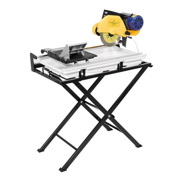 QEP 60020SQ Dual Speed Tile Saw 24inch 2hp 2450rpm