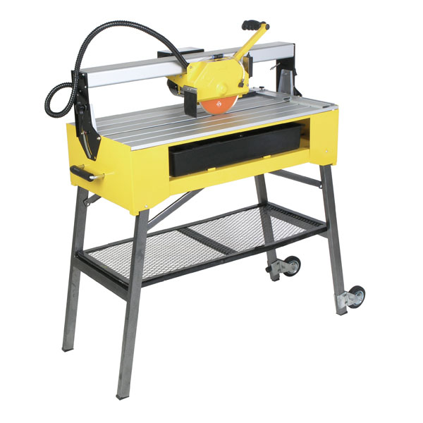 QEP 83200Q Tile Cutting Bridge Saw 24inch 3550rpm 1100watts