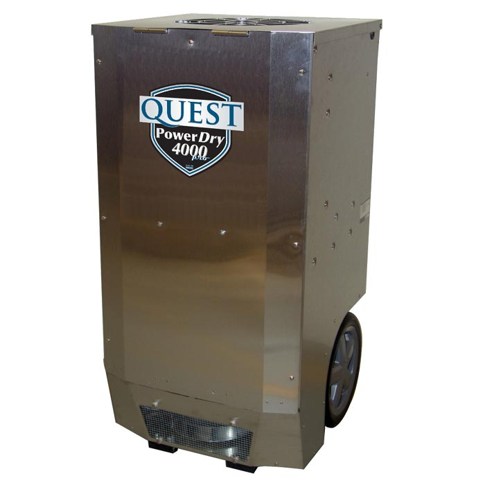 Thermastor Quest Powerdry 4000 Pro Dehumidifier  4031120  Freight Included