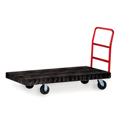 Rubbermaid: Flat Bed Cart 30 inches by 60 inches 2000 lbs capacity