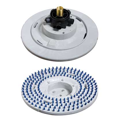 HydraMaster 190-041-020  RX20 Brush Bonnet and Pad Driver MH20D