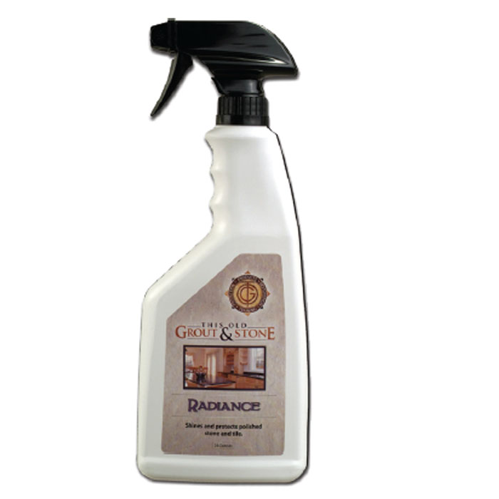 Counter Top Polish: Radiance - 24oz Bottle Modern Stone Technologies