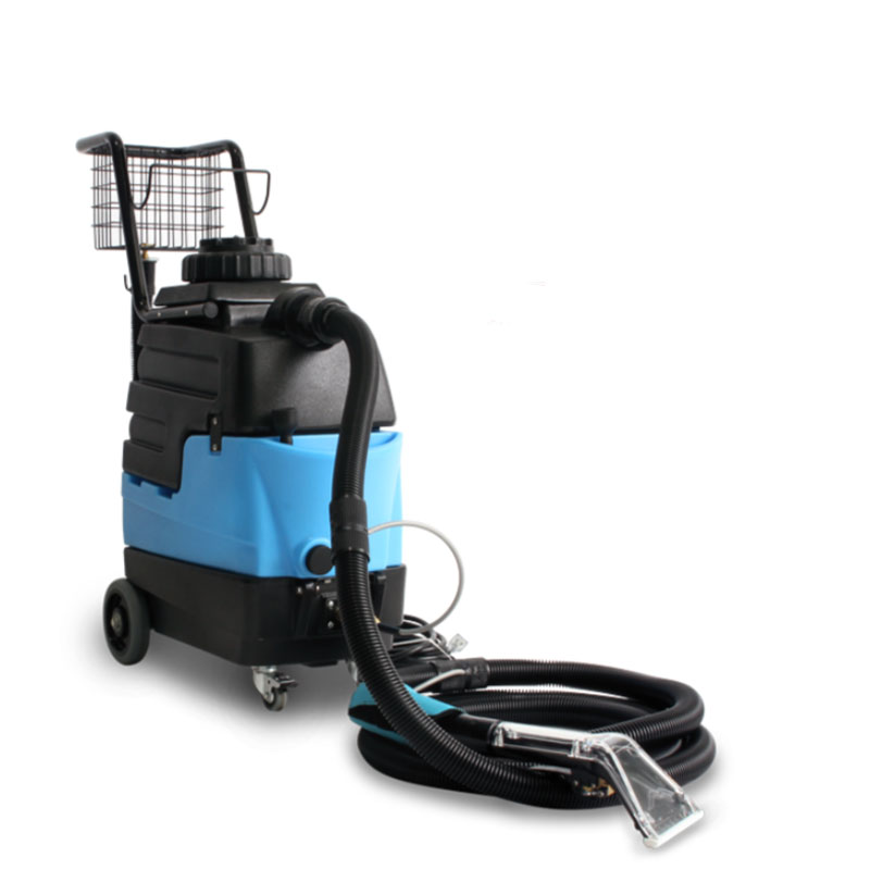 SteamBrite Real HEAT Auto Detail Upholstery Carpet Cleaning Extractor 120psi 4gal 3stg