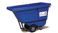 Mobile Recycling Containers