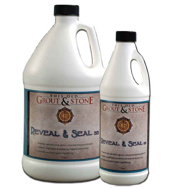 This Old Grout & Stone: Reveal and Seal SB - 1 Gallon
