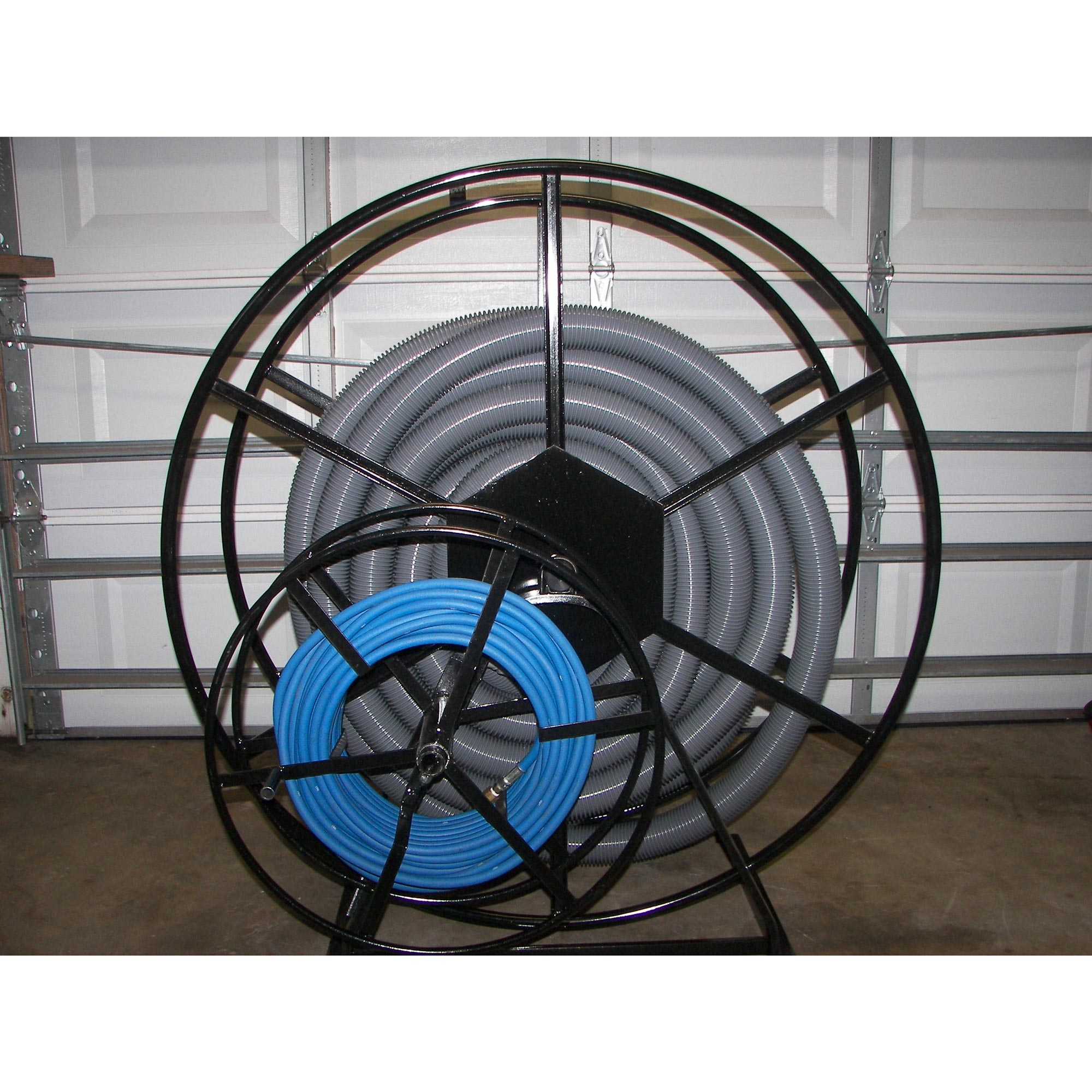 Rokan 300 ft Double Truckmount Hose Reel Package 20180117