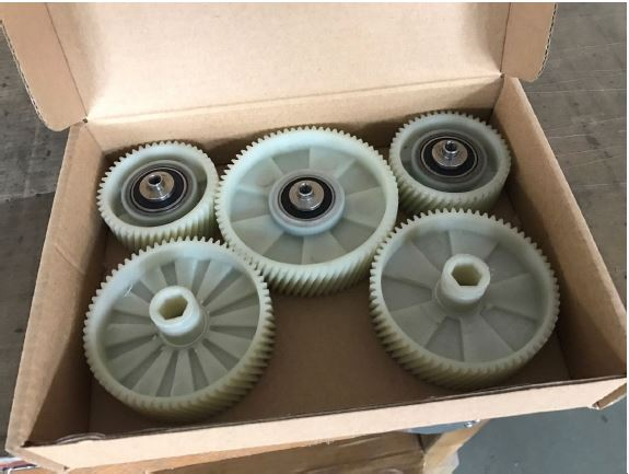 Clean Storm CRB Repair kit for TM4 and TM5 machines 20170124 Strong Gears
