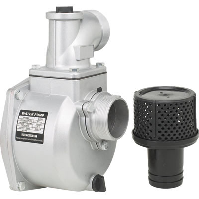 Semi: Trash Water Pump ONLY For Straight Keyed Shafts, 3in. Ports, 14,265 GPH-109281