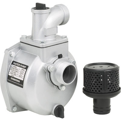 Semi Trash Water Pump ONLY For Straight Keyed Shafts, 2in. Ports, 7860 GPH-109271