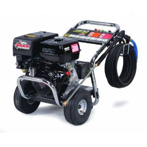 Shark Cold Water Gas Powered Pressure Washer 3.0GPM 3000PSI 1.107-140.0 DG-303037
